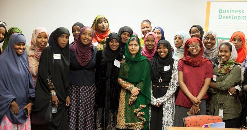 CSCM เป็นเจ้าภาพผู้ชนะรางวัลโนเบลสาขาสันติภาพ Malala Yousafzai