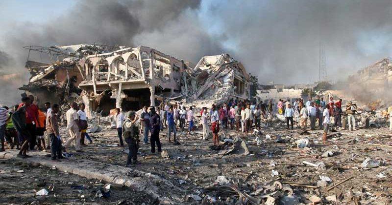 ประเทศโซมาเลียการปฏิวัติประชาธิปไตย