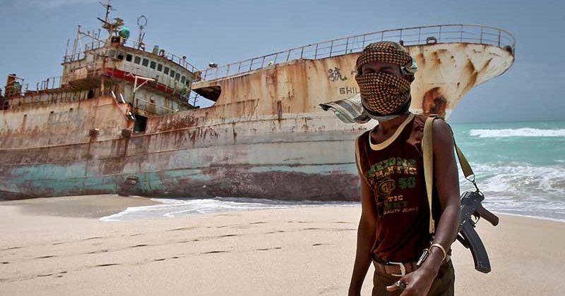 โจรสลัดโซมาเลีย ภัยคุกคามทางทะเลอันน่ากลัว