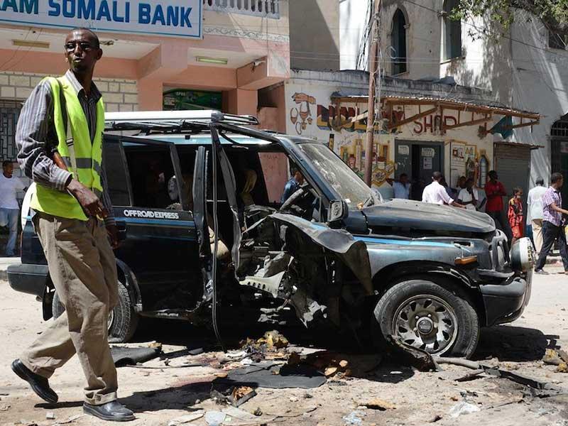 Somali-rebels