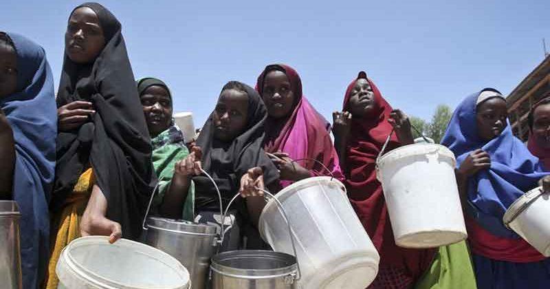 ทำไมประเทศโซมาเลียถึงแห้งแล้ง